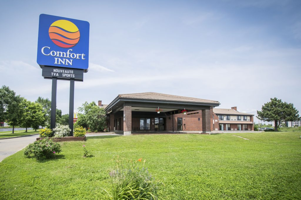 Comfort Inn Airport East Ancienne-Lorette