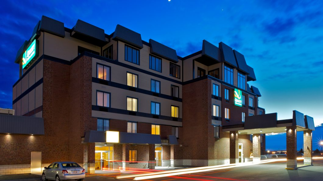 Quality Inn & Suites Victoriaville - Quality Inn & Suites Victoriaville