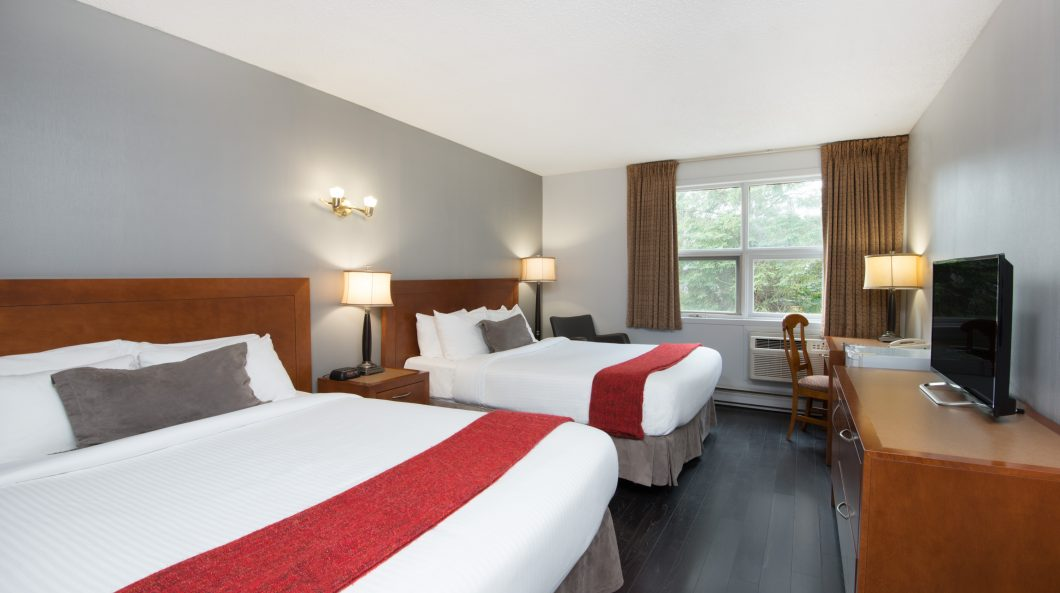Howard Johnson Quebec - Stay and Shop Package