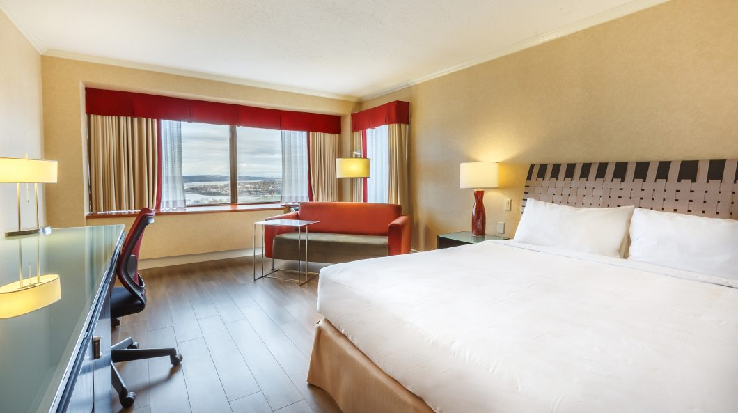 Hôtel Le Concorde Québec - Two nights at a small price package
