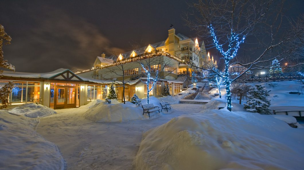- A getaway to Bromont package