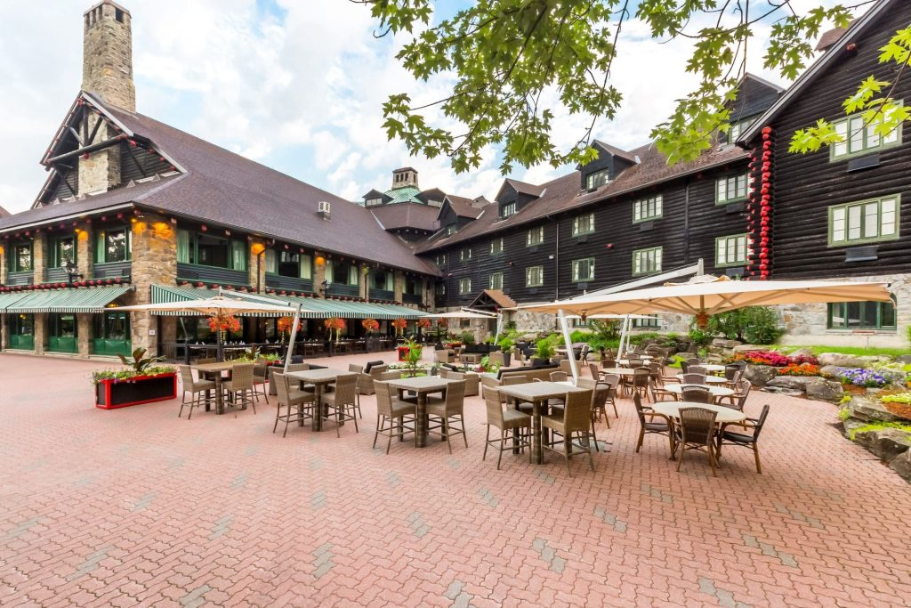 Hotels in the Outaouais region