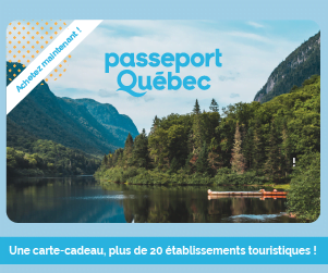 Quebec Passeport
