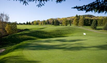 Golf Murray Bay Package